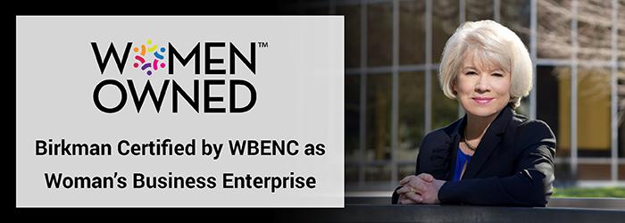 Birkman Recognized as Women's Owned Enterprise Banner_Blog_W