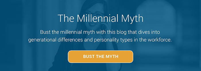 Bust the Millennial Myth