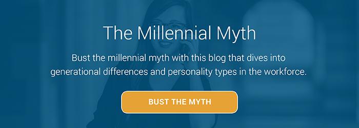 Bust the Millennial Myth