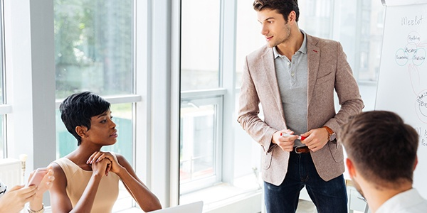 boost confidence for sales