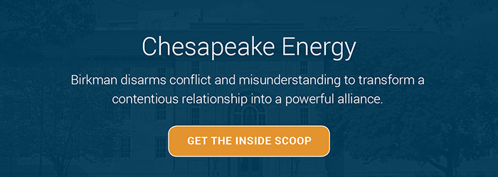 Chesapeake Energy Case Study